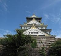 大坂城 / Die Burg Ōsaka