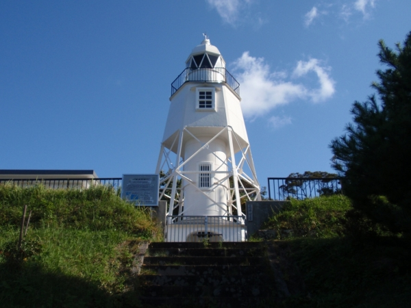 Himezaki Lighthouse / 埼 灯台