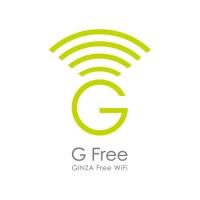 銀座フリー Wi-Fi (G-Free)/Ginza Miễn phí Wi-Fi (G-Free)