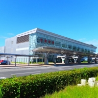 九州佐賀国際空港 / Aéroport international de Kyushu Saga