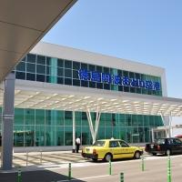 徳島空港 /Sân bay Tokushima