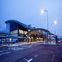 出雲空港/Aeropuerto Izumo