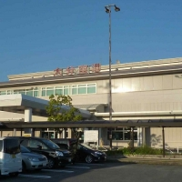大分空港/Sân bay Oita