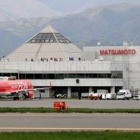 信州まつもと空港 / Shinshu Matsumoto Aeroporto
