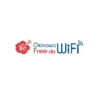 沖縄フリーde Wi-Fi/ Okinawa libre de Wi-Fi
