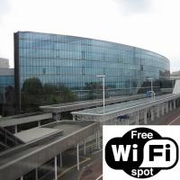 新千歳空港ターミナルビル/Tòa nhà Sân bay Mới Chitose
