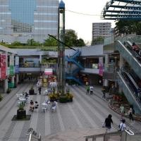 大阪地下街京橋コムズガーデン / Osaka underground shopping area Giardino di Kyobashi Com