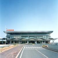 山口宇部空港 /Sân bay Yamaguchi Ube