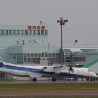 稚内空港 / Sân bay Wakkanai